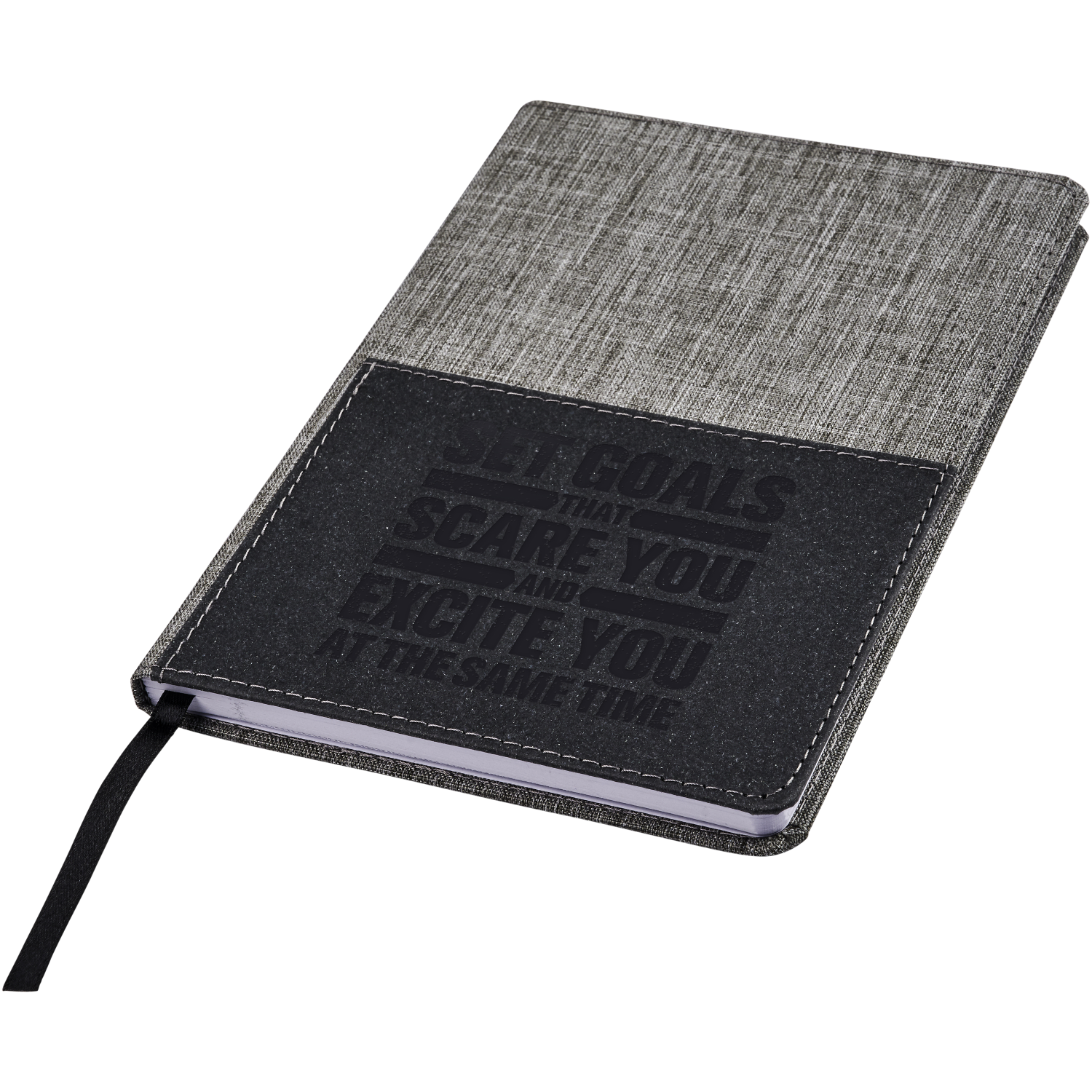 Mera Rpet A5 Reference Notebook With Front Pocket