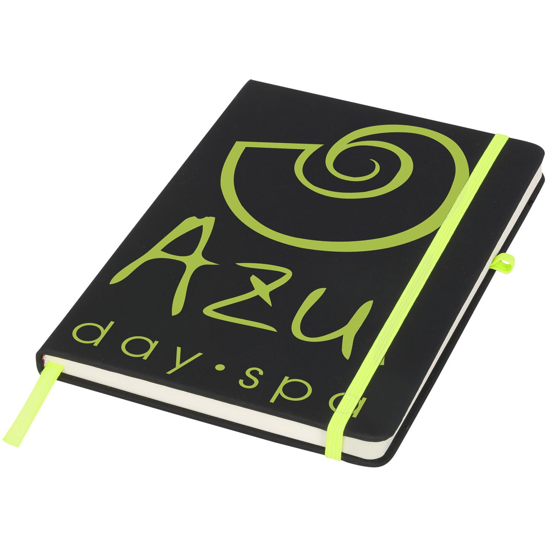 Noir Medium Notebook