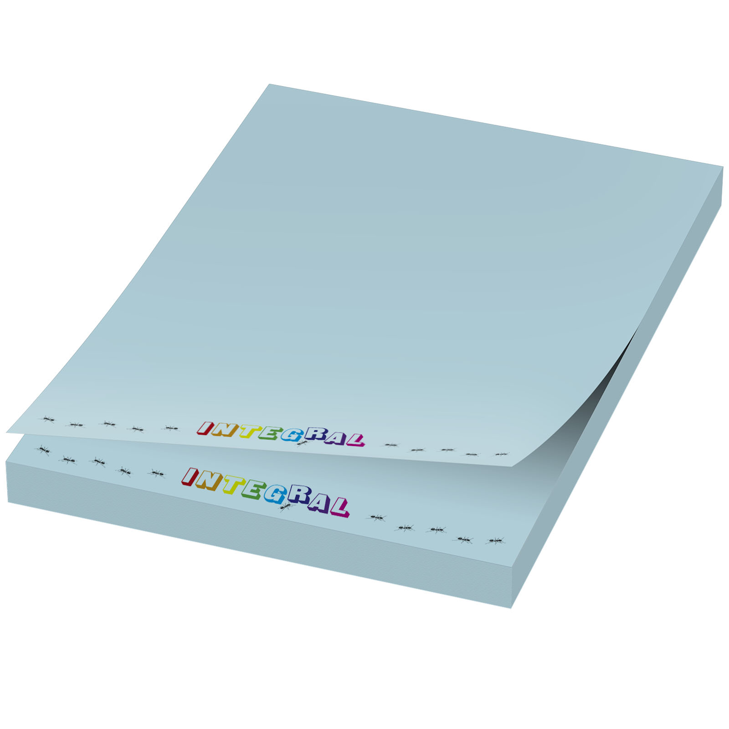 Sticky-Mate® A8 Sticky Notes 50X75