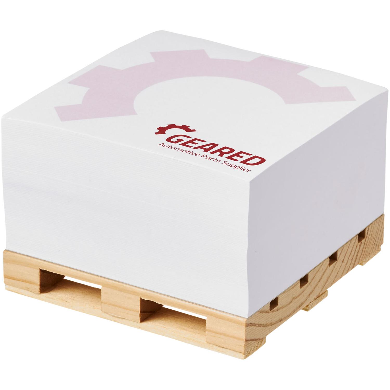 Block-Mate® Pallet 1C Memo Block 100X100