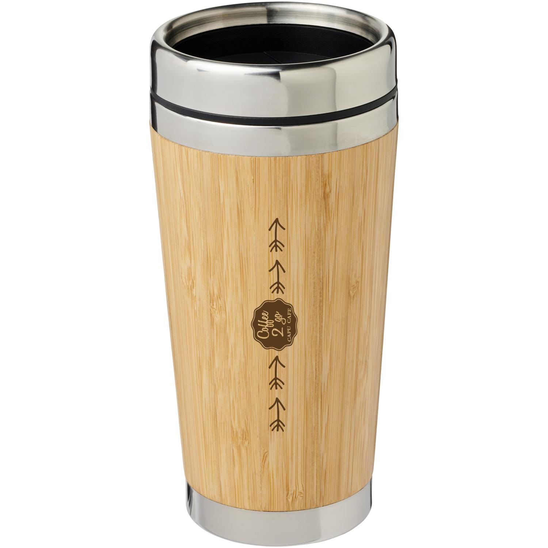 Bamboo 450 Ml Tumbler