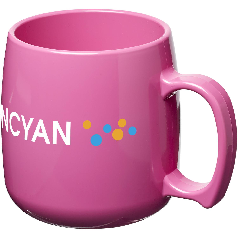 Classic 300Ml Plastic Mug