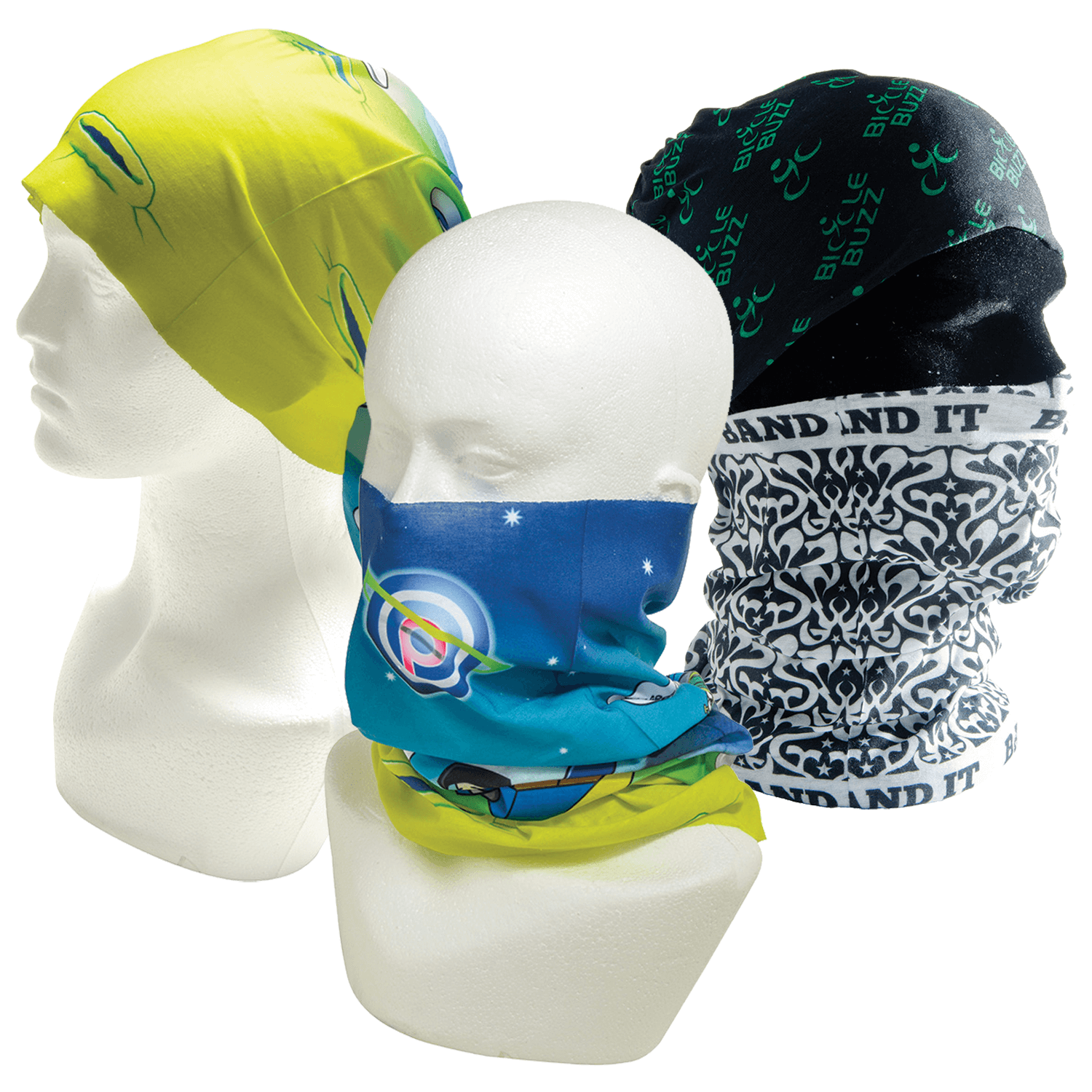 Branded Face Mask Bandana