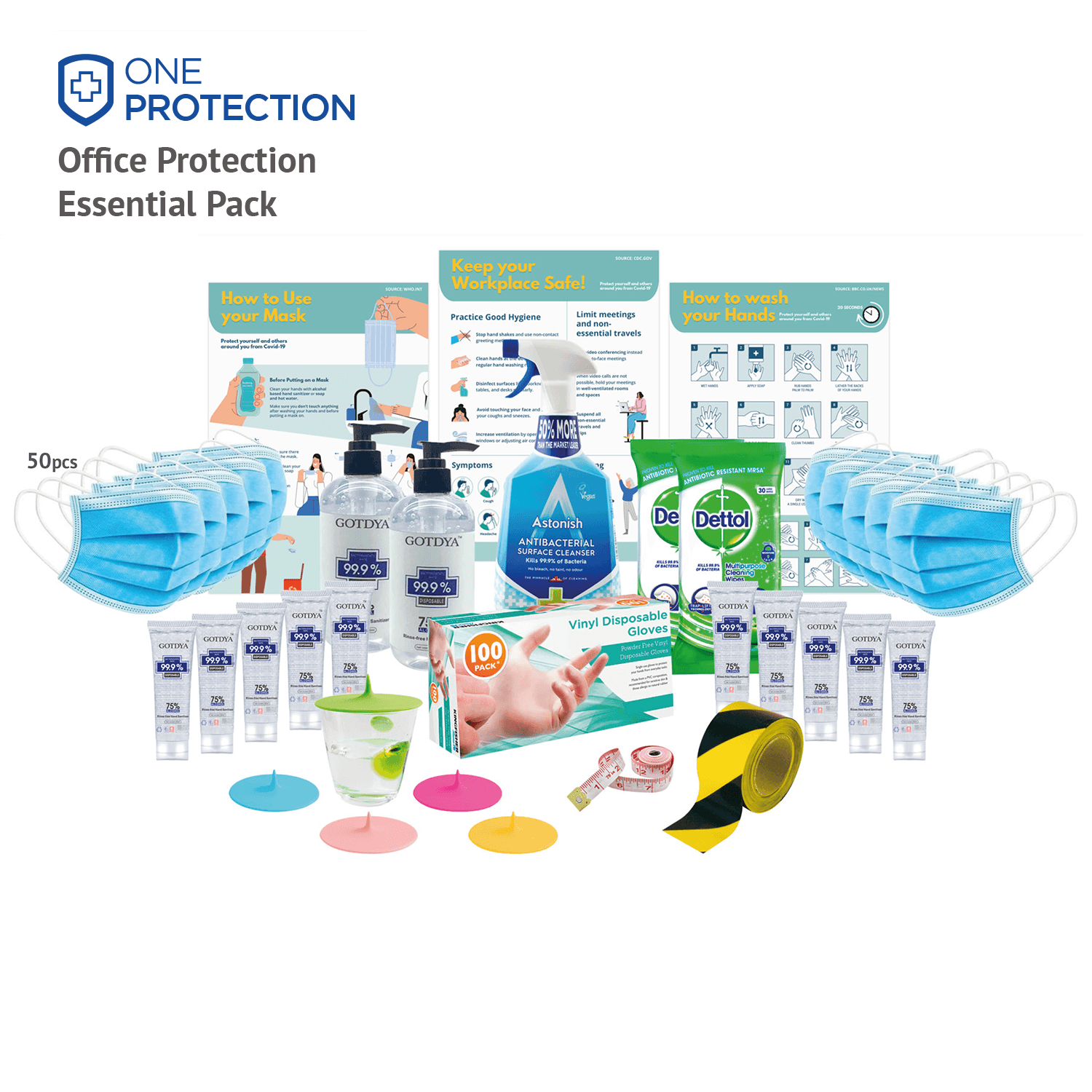 Office Protection Essentials Pack
