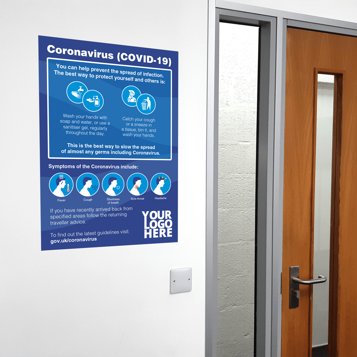 Workplace Protection Posters - A2