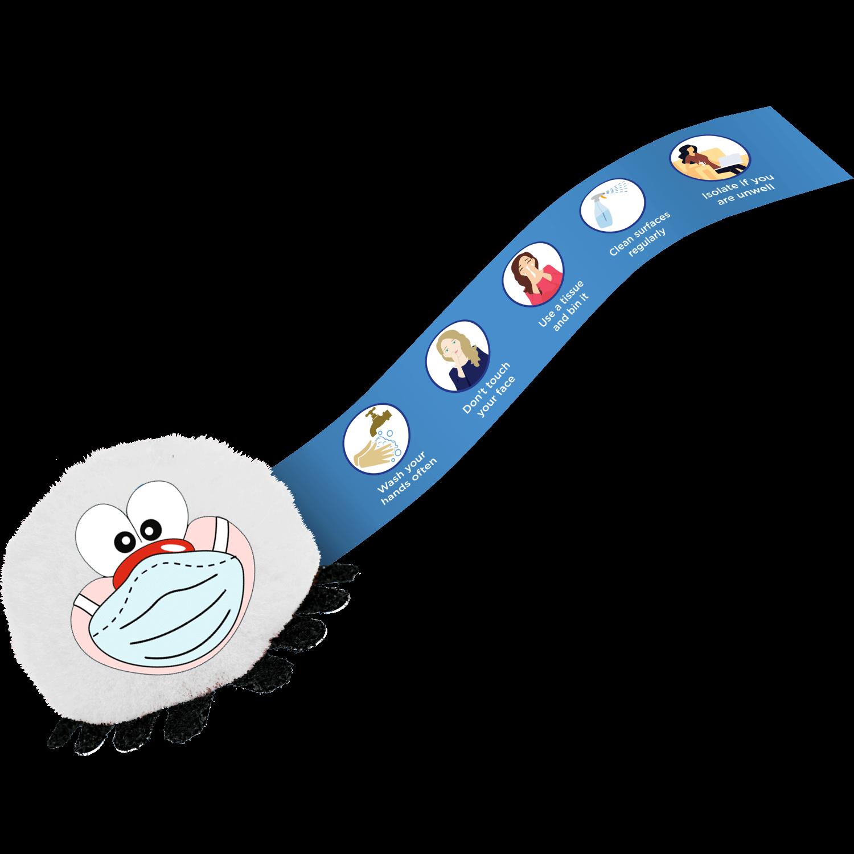 Hygiene Logobugs