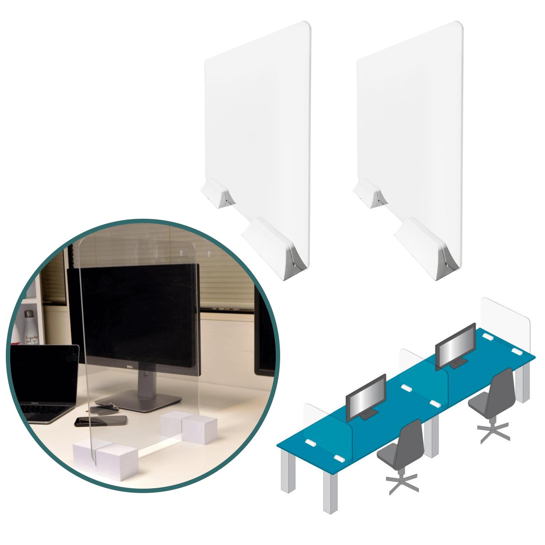 Desk Divider Screens