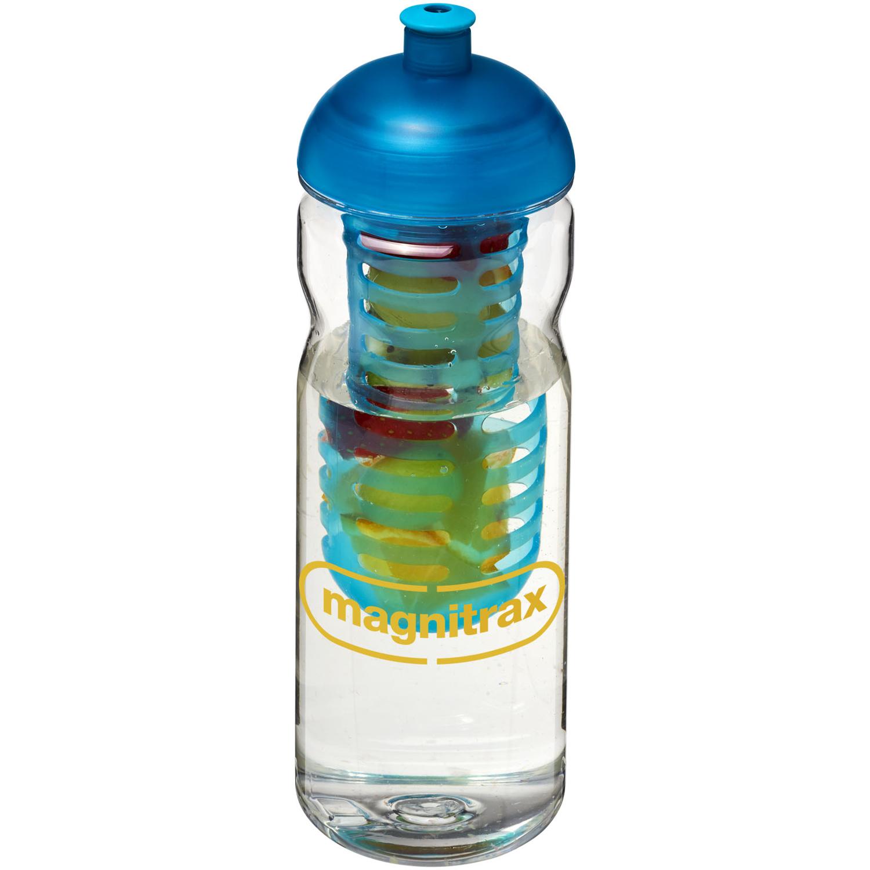 H2o Base Tritan™ 650 Ml Dome Lid Bottle & Infuser