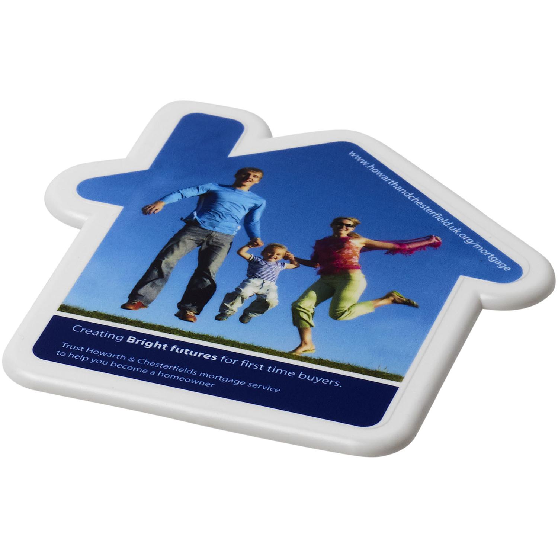 Cait House-Shaped Coaster