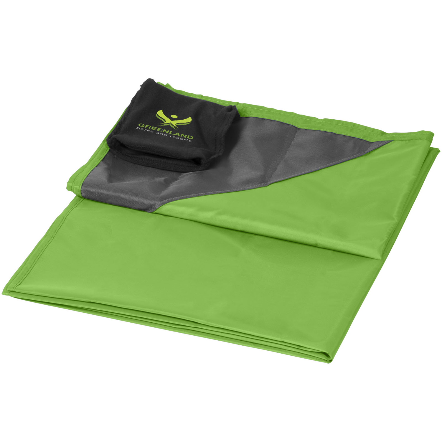 Stow-And-Go Water-Resistant Picnic Blanket