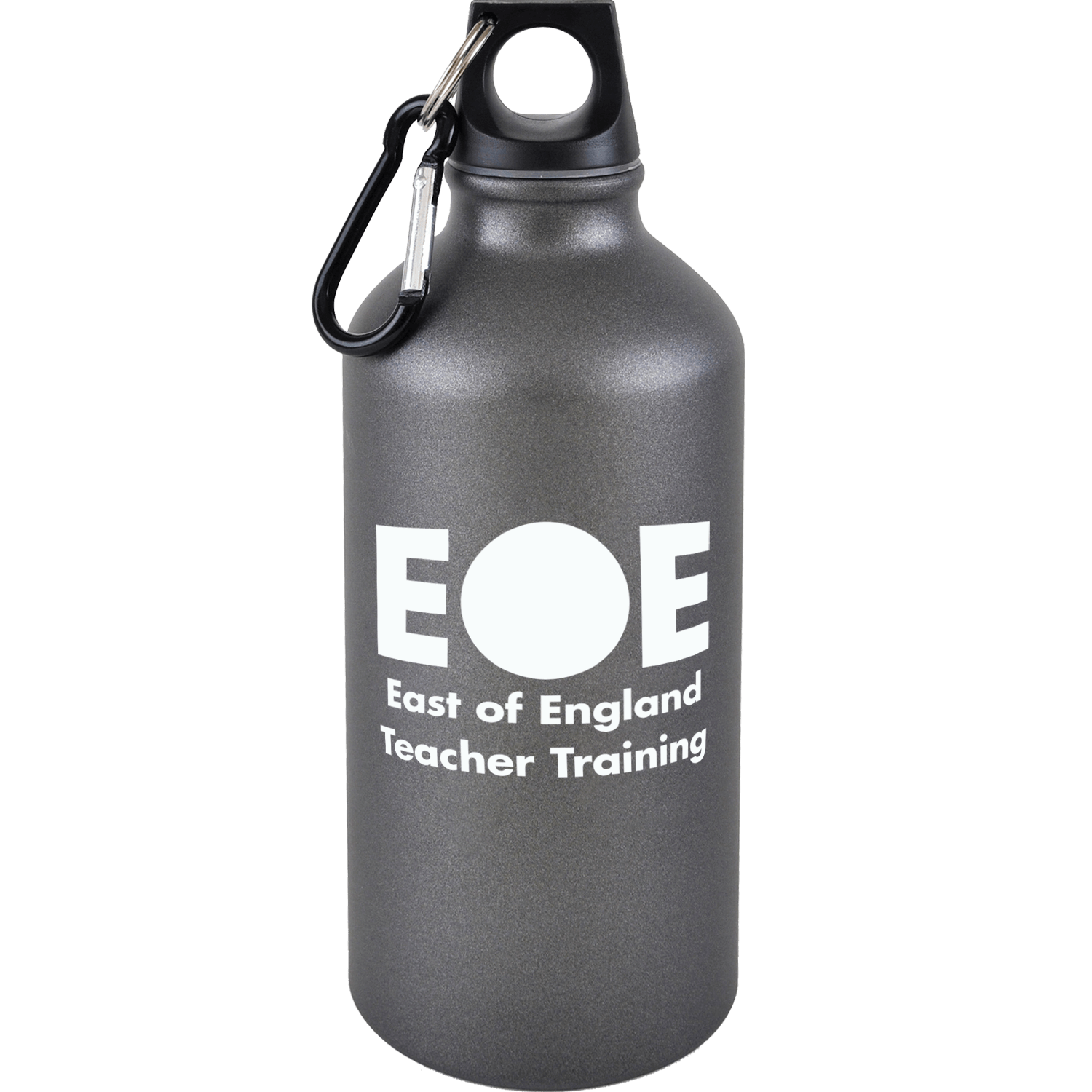 550ml Matt Aluminium Sports Bottle