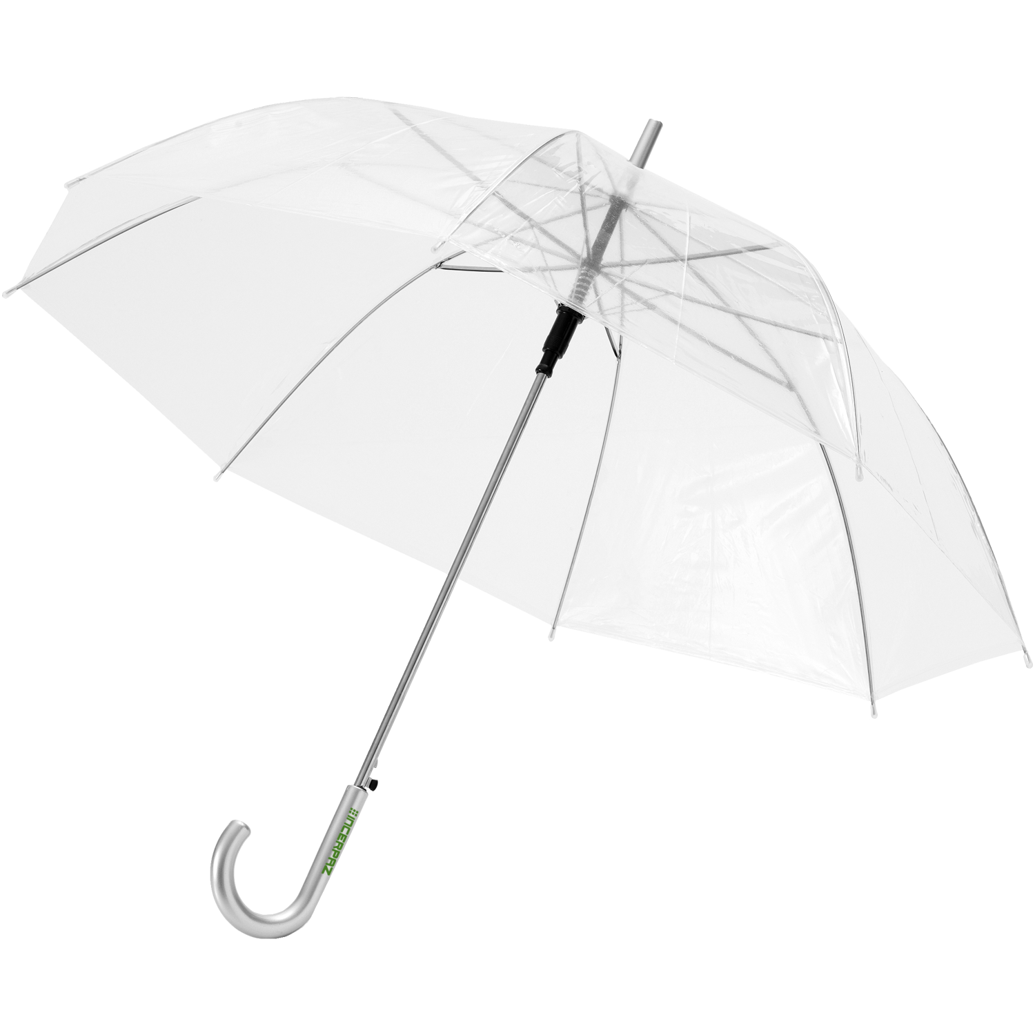 Kate 23Inch Transparent Auto Open Umbrella