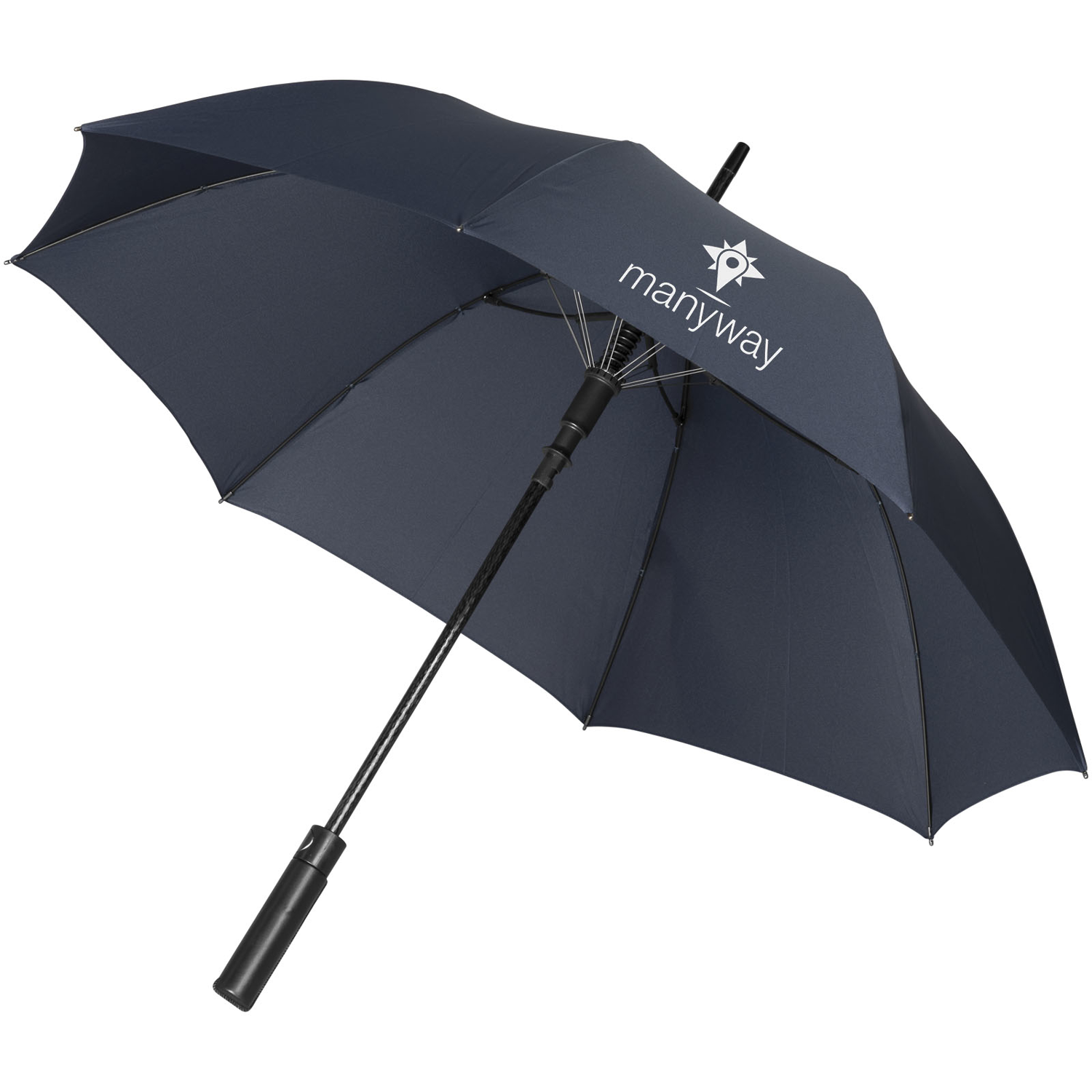 Riverside 23Inch Auto Open Windproof Umbrella