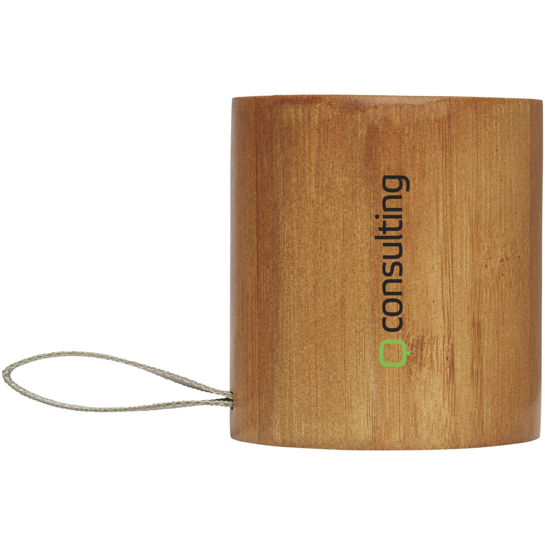 Lako Bamboo Bluetooth Speaker