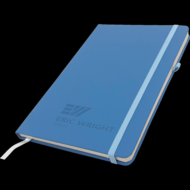 Yes Soft Feel A5 Notebook - Debossed