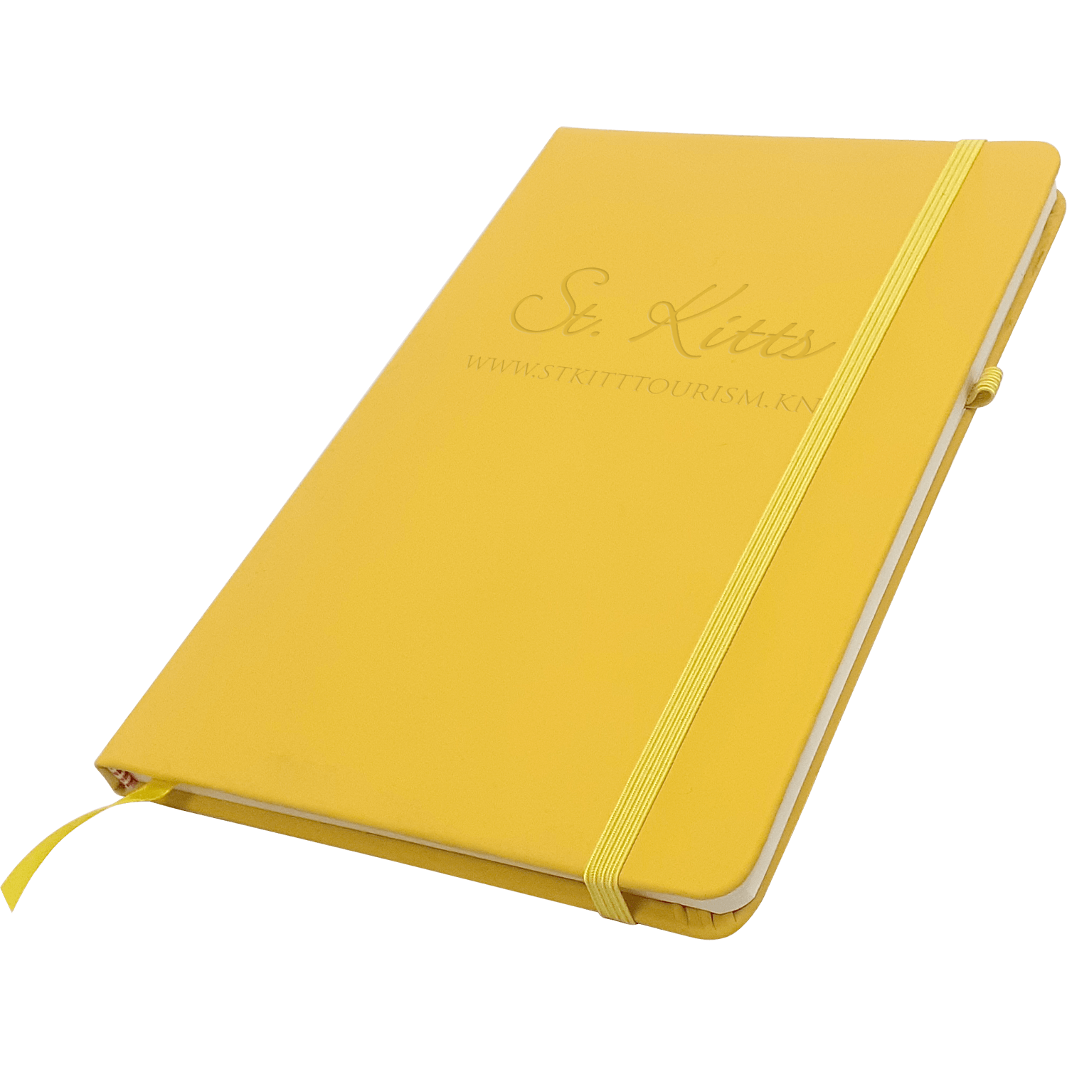 Yes Soft Feel A5 Notebook - Debossed