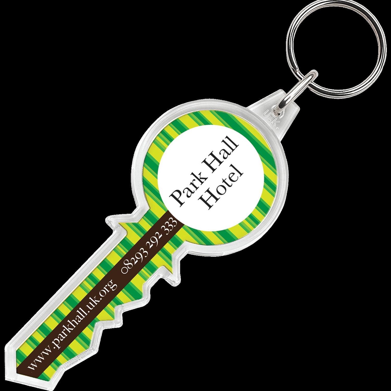 Key (36 x 85 mm)