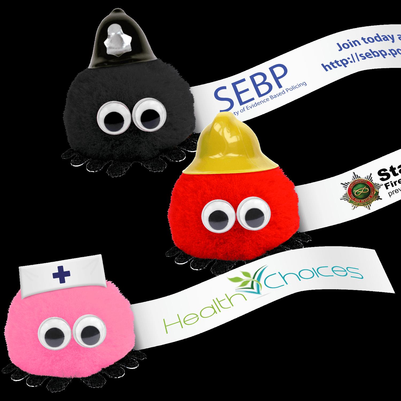 Emergency Service Logobugs