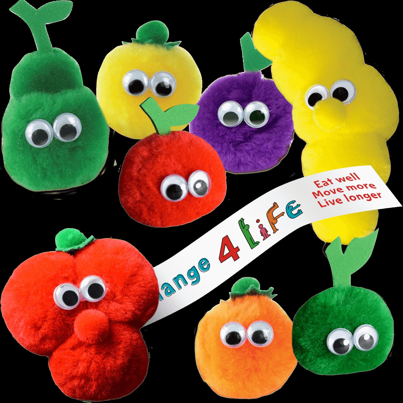 Fruit & Veg Logobugs