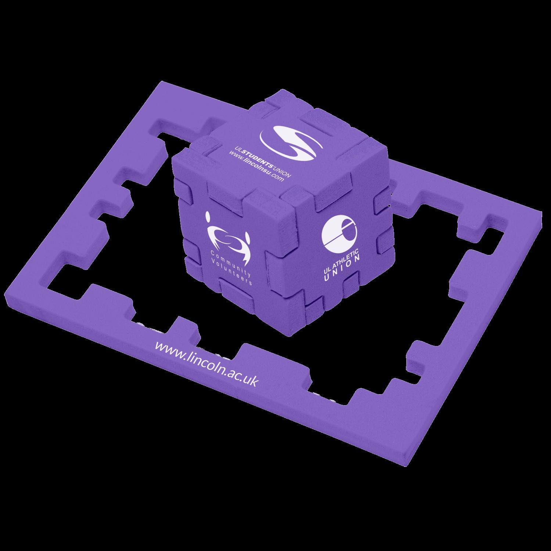 Foam Puzzle Cubes