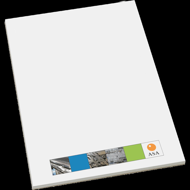 A4 Printed Desk Pad Full Colour Print