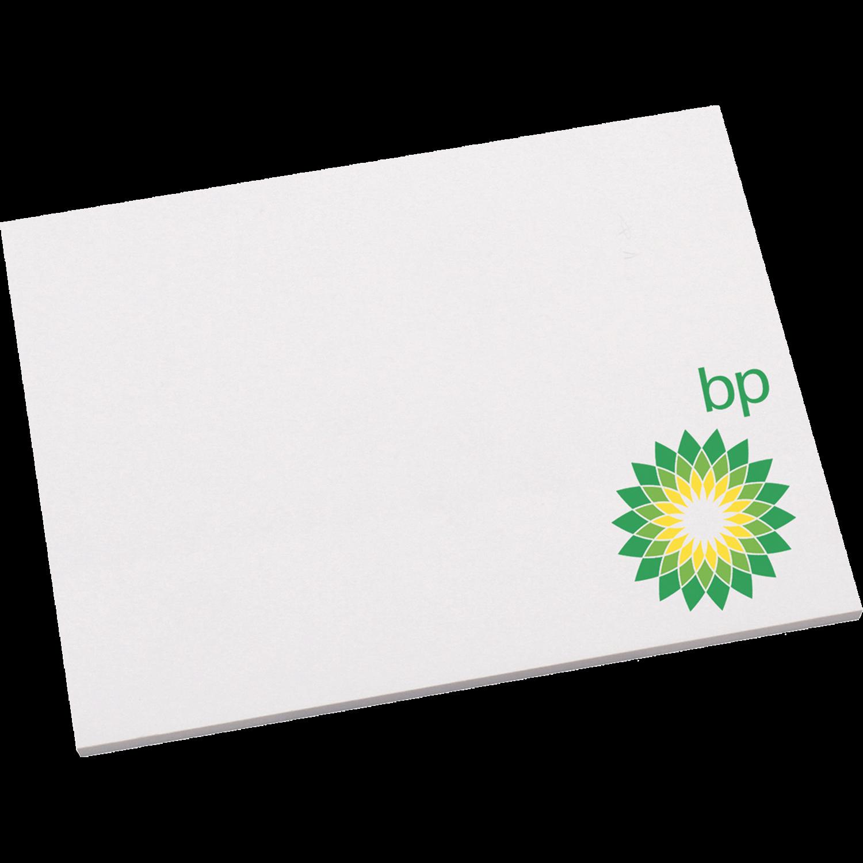 Logo pads of paper