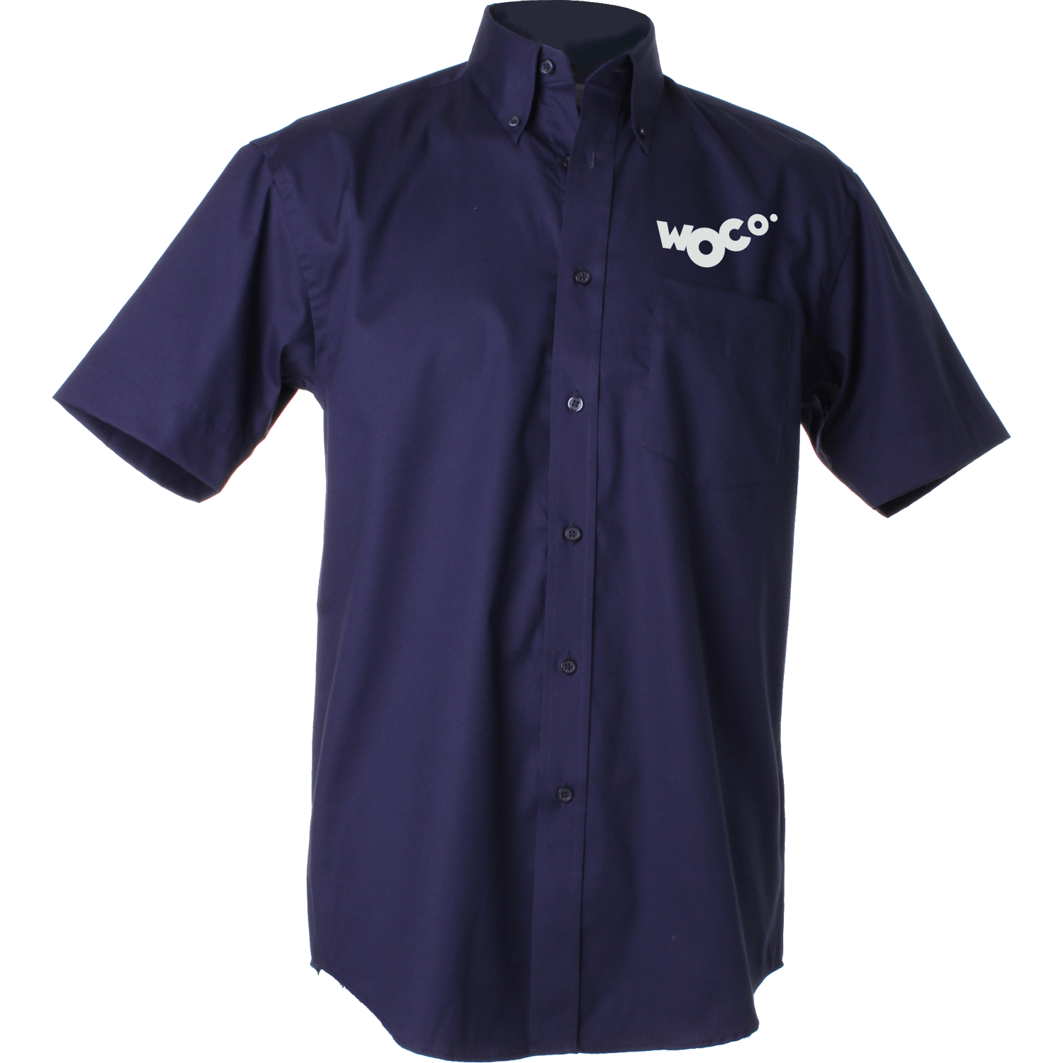 Short Sleeve Oxford
