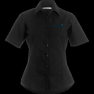Kustom Kit Lady-Fit Short Sleeve Shirt