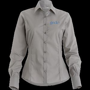 Kustom Kit Lady-Fit Long Sleeve Shirt