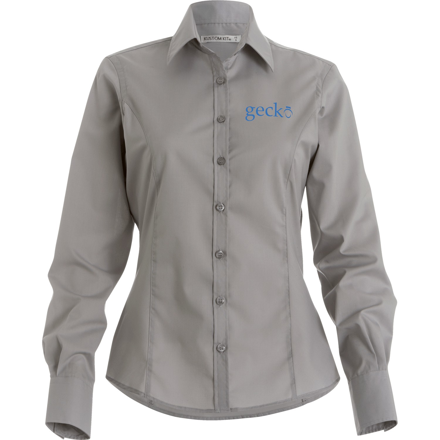 Kustom Kit Lady-Fit Long Sleeve Shirt