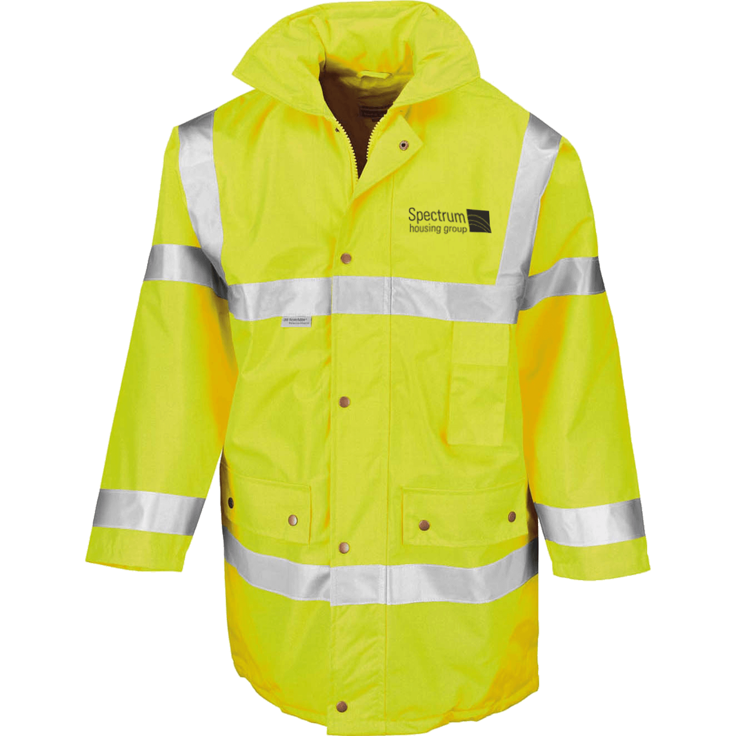 Result Hi-Vis Safety Jacket