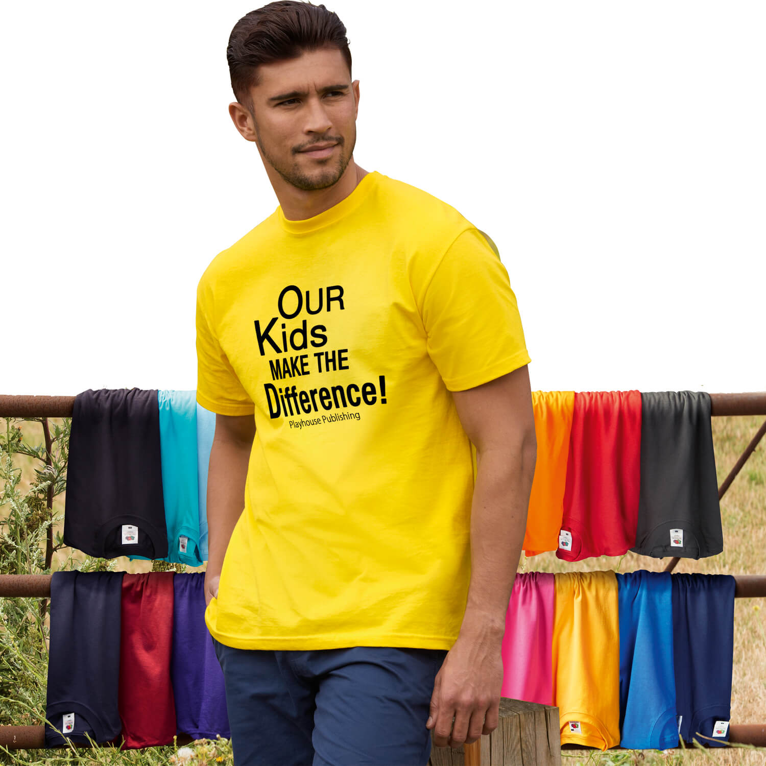 Fruit of the Loom Promotional T Shirt