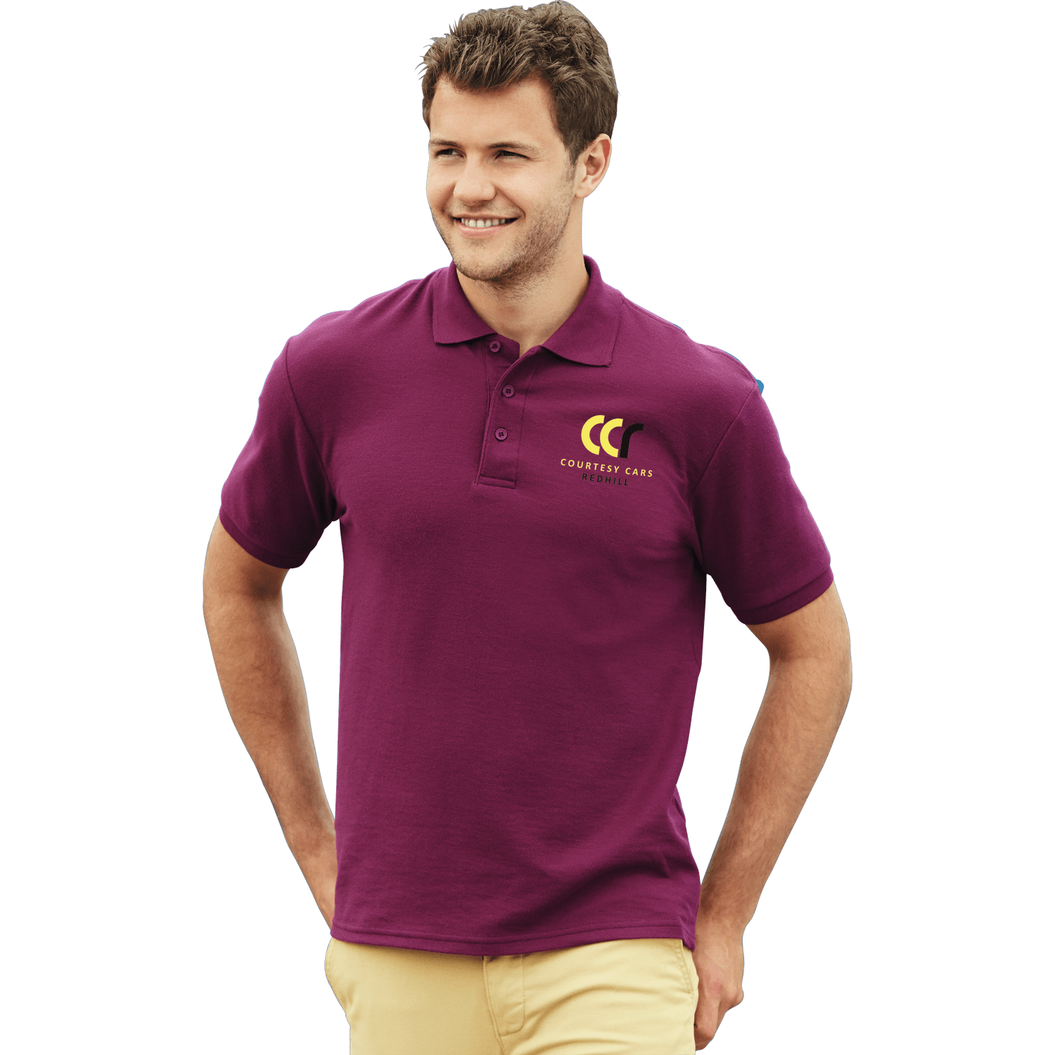 FOTL Heavy Polo Shirt